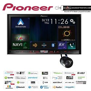 Pioneer AVIC-7200NEX DVD Navigation Receiver with Bullet Style Backup Camera