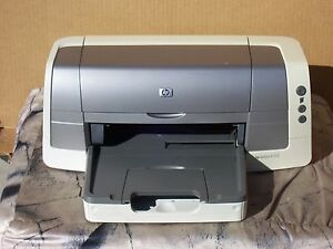 HP Deskjet  6122 Color InkJet Printer With Duplexer and both USB and Parallel Po