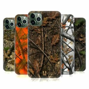 HEAD CASE DESIGNS CAMOUFLAGE HUNTING HARD BACK CASE FOR APPLE iPHONE PHONES