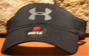UNDER ARMOUR Headline Visor 2.0 Performance adjustable Sports Golf Cap Black