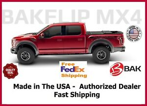 BAK BakFlip MX4 for 2015 2020 Ford F 150 Crew Cab 55 Bed HARD Tonneau Bed COVER $969.88