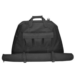 Archery Soft Compound Arrow Backpack Bag Hunting Target  Bag Pouch 26*20''