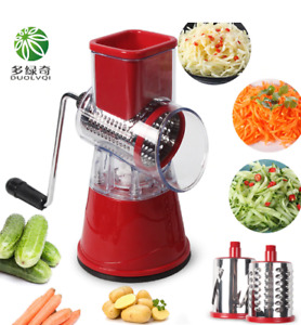 Cutter Manual Vegetable Slicer Potato Mandoline Grater Kitchen Fruit Carrot Tool