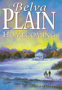 Homecoming by Plain, Belva Hardback Book The Fast Free Shipping