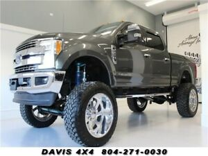 2017 F-250 Super Duty FX4 Diesel Lifted Crew Cab Short Bed 2017 FORD F-250 SD Super Duty FX4 Diesel Lifted Crew Cab Short Bed 17950 Miles G
