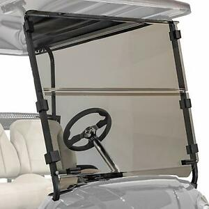 Buggies Unlimited EZGO TXT (14-Up) Redesign  Freedom Tinted Windshield