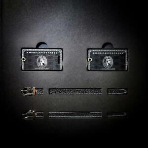 American Express  Centurion Black / Platinum card holders limited baggage tag