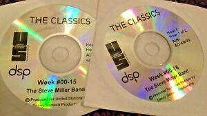 RADIO SHOW: THE CLASSICS 4300 THE STEVE MILLER BAND 2 HOUR TRIBUTE