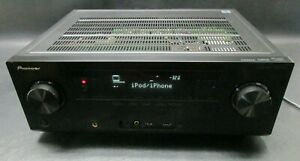 PIONEER 7.2 Channels AV Receiver VSX-1122-K Home Theatre HDMI iPod Connection