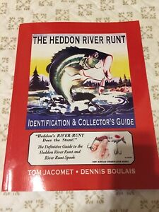 The Heddon River Runt Identification & Collector's Guide