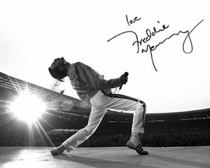 Freddie Mercury Queen Autographed Signed 8x10 Photo REPRINT $9.99