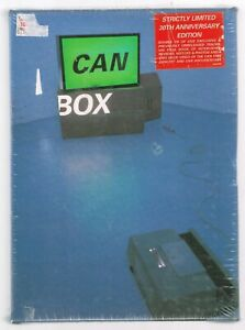 Can 'Can Box' 30th Anniversary 1999 2CDVHSBook Box Set SealedBrand New