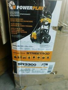 Streetrod SR3300 powerplay pressure washer 3300psi $679 at Costco free shipping