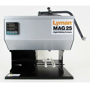 Lyman 2800382 Mag 25 Digital Furnace (115V)