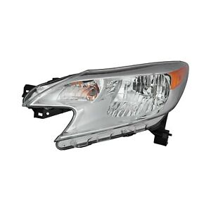 For Nissan Versa Note 14-19 Headlight NI2502223 Driver Side Replacement