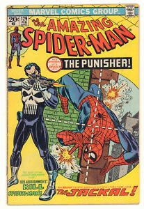 Amazing Spider-Man #129 - 1st Appearance of the Punisher (Grade 4.0) 1974