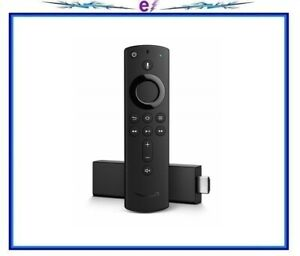 Amazon Fire TV Stick 4K with all-new Alexa Voice Remote streaming media player
