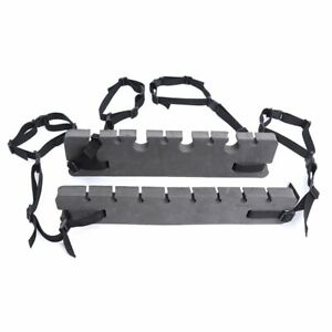 Portable Fishing Rod Holder Rack Mount Rod Storage Bracket For Vehicle Car SUV