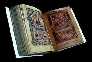 Book of Kells  reproduction. 678 page full color facsimile