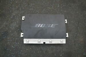 Amplifier AMP Sound System Bose 4G5035223D OEM Option 9VK Porsche Macan 2015-18