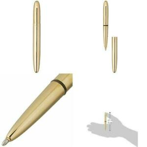 Fisher Space Pen 400 Raw Brass Bullet Most Versatile Mini Pens Best Gift Mens