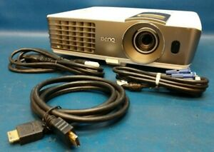 BenQ MX720 DLP Projector HDMI 3D Ready 3500 Lumens 13000:1 1080p over 1500 Hours