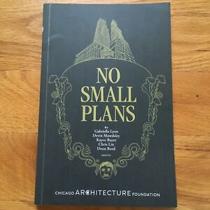 No Small Plans – Graphic Novel TPB Comic Book Chicago Architecture Foundation