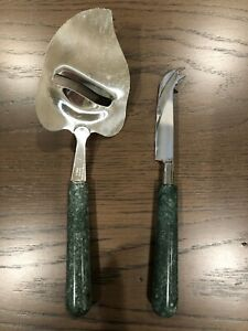 Cheese Knife Set Two Knives $9.99