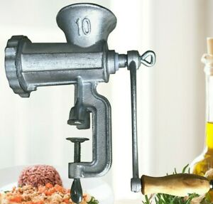 Heavy Duty Cast Iron Meat Grinder Mincer ,Manual  Meat Mincer Machine
