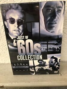 Best Of 60s Collection - DVD - Brand New!
