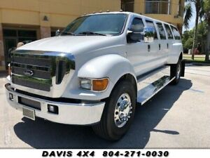 2004 FORD Other Pickups Lariat 68 Door Custom Conversion Excursion Diesel 2004 FORD F-650 SUPER DUTY Lariat 68 Door Custom Conversion Excursion Diesel 39
