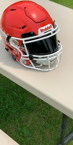 2019 Riddell Speed Flex Size Large W Visor