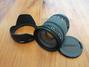Sigma 17-70mm F2.8-4.5 DC Macro Lens for Canon EF-S Mount