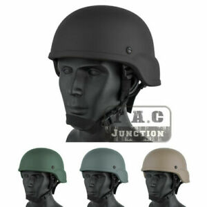 Emerson ABS Tactical ACH MICH 2000 TC-2000 Combat Helmet for Airsoft Paintball