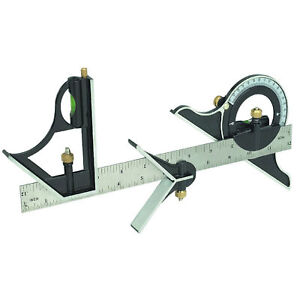 PITTSBURGH 62968 63688 92471 12 In. Combination Square Set Hand Tools $18.29