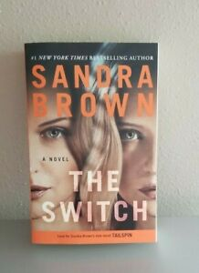 THE SWITCH by Sandra Brown - Mass Market Paperback