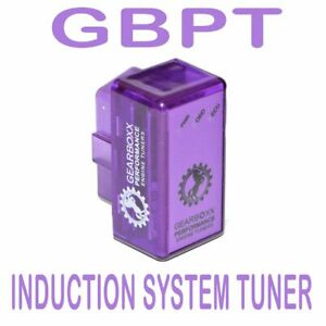 GBPT FITS 2017 NISSAN VERSA NOTE 1.6L GAS INDUCTION SYSTEM POWER CHIP TUNER