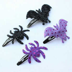 Halloween Handmade Hair Clips Ears Party Costume Hairpin Cosplay Bat Accessories