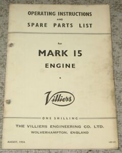 Villiers Engine For Sale