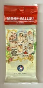 2019 TOPPS ALLEN&GINTER Guaranteed Autograph Auto JUMBO HOT PACK Trout? Red/10?
