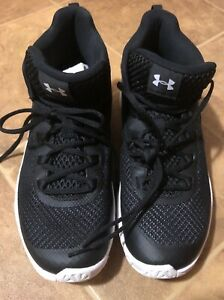 Under Armour Women's Size 9 Mid Basketball Shoes 3020627 002 New Sports Fitness