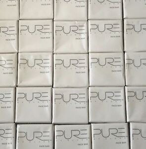 Lot of 20 PURE by GLOSS Face Bar Super Foam Lemon Infusion, 0.75 oz. - NEW