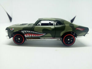 Hot Wheels 2019 Unspun unrivet Prototype 68 Chevy Nova