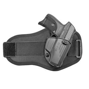 Fobus RU2NDA Evolution Ankle Holster-Ruger EC9s/LC380/LC9/LC9s Pro