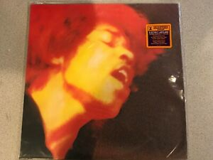 JIMI HENDRIX EXPERIENCE ELECTRIC LADYLAND VINYL RECORD LP 180G SEALED NO. 4295