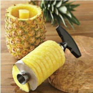 Pineapple Slicer Stainless Steel Cutter Corer Fruit Tools Kitchen Accessories