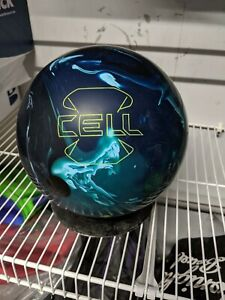 Roto Grip Cell 15 lbs Bowling Ball! Used, plugged, amazing shape