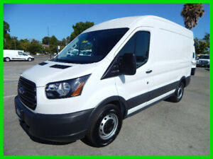 2018 Ford Transit-150  Used 2018 Ford Transit 150 Cargo Van - MEDIUM ROOF 130