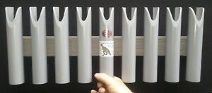T-Rex Tough Fishing Rod Pole Rack Stand Holders - 9 Rods!!  USA Made - the BEST!