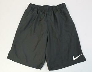 Nike Men's Running Dry Challenger 9 Inch Shorts NB7 Black Small NWT